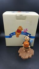 """Disney Pooh and Friends """"Tricks and Treats For Someone Sweet"""" Halloween Figurine"""
