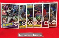 2020 Topps Series 2 1985 35th Anniversary Silver Pack - Choose/Pick Your Card