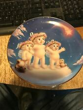The Hamilton Collection-Wishing Upon A Star-Dreamsicles Plate-Numbered