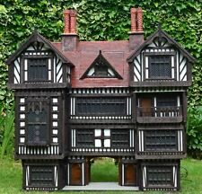 "Robert Stubbs Tudor Dolls House,1:12 Scale ""BROOK HOUSE, Brand New"