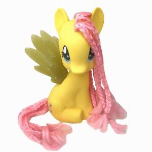 "My Little Pony Fluttershy Friendship Is Magic Sparkle Style 11"" Hasbro Hardbody"