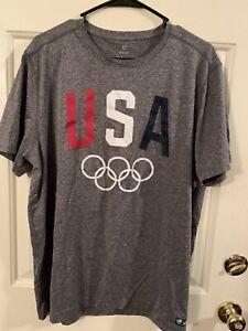 Team Usa XL T Shirt