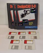 "1992 DesignCAD 3-D Version 4 (Full) for MS-DOS 3.0 on 3.5"" Disks"
