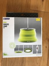 Bnsip Outwell Sargas Lamp Led Green - With Dimmable Switch