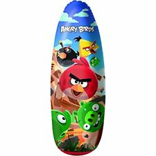 """Angry Birds punching bag bop bag 36"""" Licensed product For kids Free Shipping"""