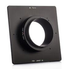 Jieying Fujifilm GFX 50S Camera Adapter To Arca 6x9 Camera