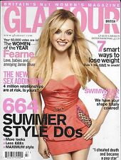 Glamour magazine Fearne Cotton New sex addiction Kanye West Weight loss tips