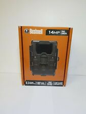 NEW BUSHNELL TROPHY CAM HD BANDIT 14MP LOW GLOW INFARED TRAIL DEER GAME CAMERA
