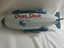 "YU-GI-OH Yugih Duel Disk KC Blimp 15"" Toy Storage Case 1996"