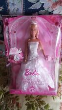 Barbie Wedding Day Sparkle 2008 nrfb