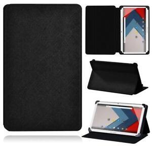 Folio Leather Smart Stand Case Cover For ARCHOS 101 / 101b /101e / 101 S / T80