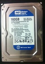 "Western Digital Caviar Blue 160 GB Internal 7200 RPM 3.5"" Hard Drive -WD1600AAJS"