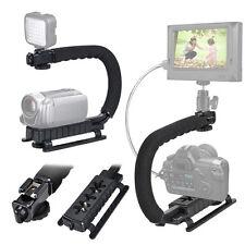 Schwebestativ Grip Aktion Vid eo Stabilisator Handheld für DSLR Kamera Camcorder