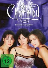 SHANNEN DOHERTY, HOLLY MARIE COMBS,... - CHARMED S1 MB  6 DVD NEU