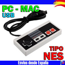 Mando Tipo Nintendo NES para PC y MAC GamePad Windows MAC USB