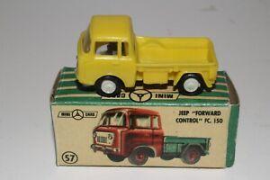 Anguplas 1960 Jeep Forward Control Truck with Original Box,  J-4