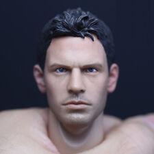 "1/6 Scale Chris Redfield Head Sculpt Resident Evil Fit For 12"" Action Figure"