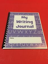 Primary Learning My Writing Journal - 30 Pgs Set of 20 Purple Teaching Supplies