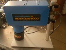 MOISTURE SYSTEMS CORP 8000 MICRO QUAD 8000