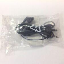 BlackBerry Wired Stereo Headset 3.5mm, Black 100% Genuine