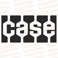 Case ih tractor decals in parts accessories ebay case ih tractor logo vinyl decal tractors sticker set of 2 sciox Choice Image