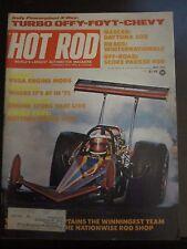 Hot Rod Magazine May 1975 Vega Engine Mods Daytona 500 Winternationals B1 C1 AV