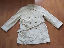 Gil Bret Damen Trench Coat Zweireiher Übergangsjacke beige Gr. 40