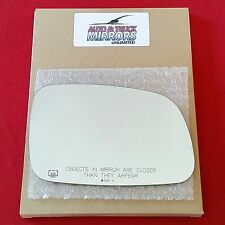NEW Mirror Glass 99-04 JEEP GRAND CHEROKEE Passenger Right Side HEATED