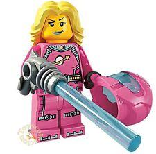 LEGO MINIFIGURES SERIE 6 - MINIFIGURA INTERGALACTIC 8827 - ORIGINAL MINIFIGURE