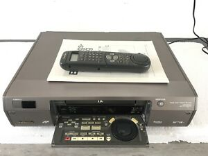 Panasonic AG-DV2700 DV / miniDV Videorecorder + FB, BDA - geprüft vom Händler