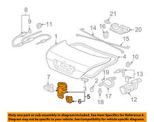 Trunk Lids Parts For Acura TL For Sale EBay - 2007 acura tl parts