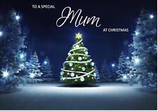 Mum Christmas Card - Medium Size