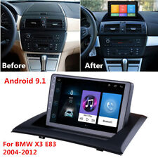 "9"" Radio Android 9.1 For BMW X3 E83 2004-2012 Stereo MP5 GPS Navigation 2GB+32GB"
