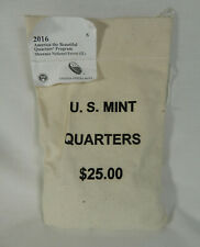 America the Beautiful Unopened 2014 S Everglades National Park $25 Quarter Bag