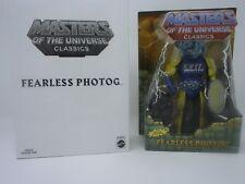 FEARLESS PHOTOG He-Man und Masters of the Universe MOTUC Classics MOC NEU! NEW!