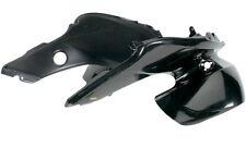 NEW HONDA TRX 400EX 05 - 07 BLACK FRONT FENDER PLASTIC TRX400EX PLASTICS