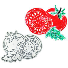 New listing Halloween theme tomato Metal Cutting Dies For Scrapbooking Paper Card Craft ue