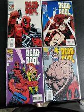 Deadpool (Ltd. Series) 1 2 3 4 Marvel 1994 Complete Set Run Lot 1-4