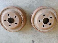 "Ford drum brakes, 10"""