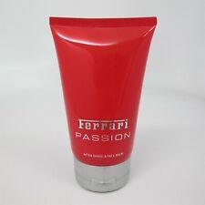FERRARI PASSION by Ferrari 100 ml/ 3.3 oz After Shave & Face Balm Tube