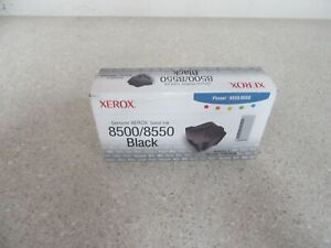 108R00668 XEROX PHASER 8500 8550 SOLID INK BLACK