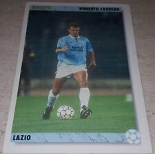 CARD JOKER 1994 LAZIO CRAVERO CALCIO FOOTBALL SOCCER ALBUM