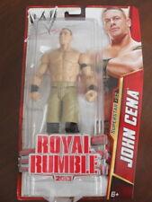 WWE JOHN CENA Royal Rumble 2013 Superstar #52 Wrestling Figure - New