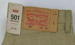 Levi's Original Compatible Avec 501 Shrink-To-Fit, W32 L30