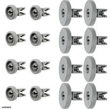 AEG Electrolux Zanussi TRICITY complet de véritable Roue panier lave vaisselle (