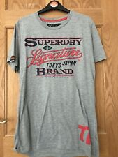 New Mens Superdry T-Shirt Large