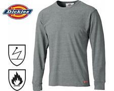 Dickies Long Sleeve T-Shirt Anti static Flame Retardant Modacrylic FR651