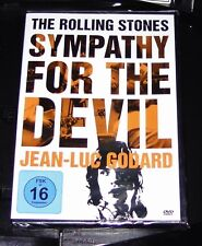 THE ROLLING STONES SYMPATHY FOR THE DEVIL DVD SCHNELLER VERSAND NEU & OVP