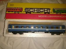 Schicht 426/79  VEB Modellbahnwagen Dresden. DDR Carriage. HO Scale train, NOS
