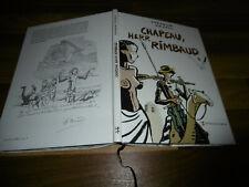 CHAPEAU HERR RIMBAUD -- ABESSINIEN 1886 HORN von AFRIKA / HC-Comic 1. Aufl. 2011